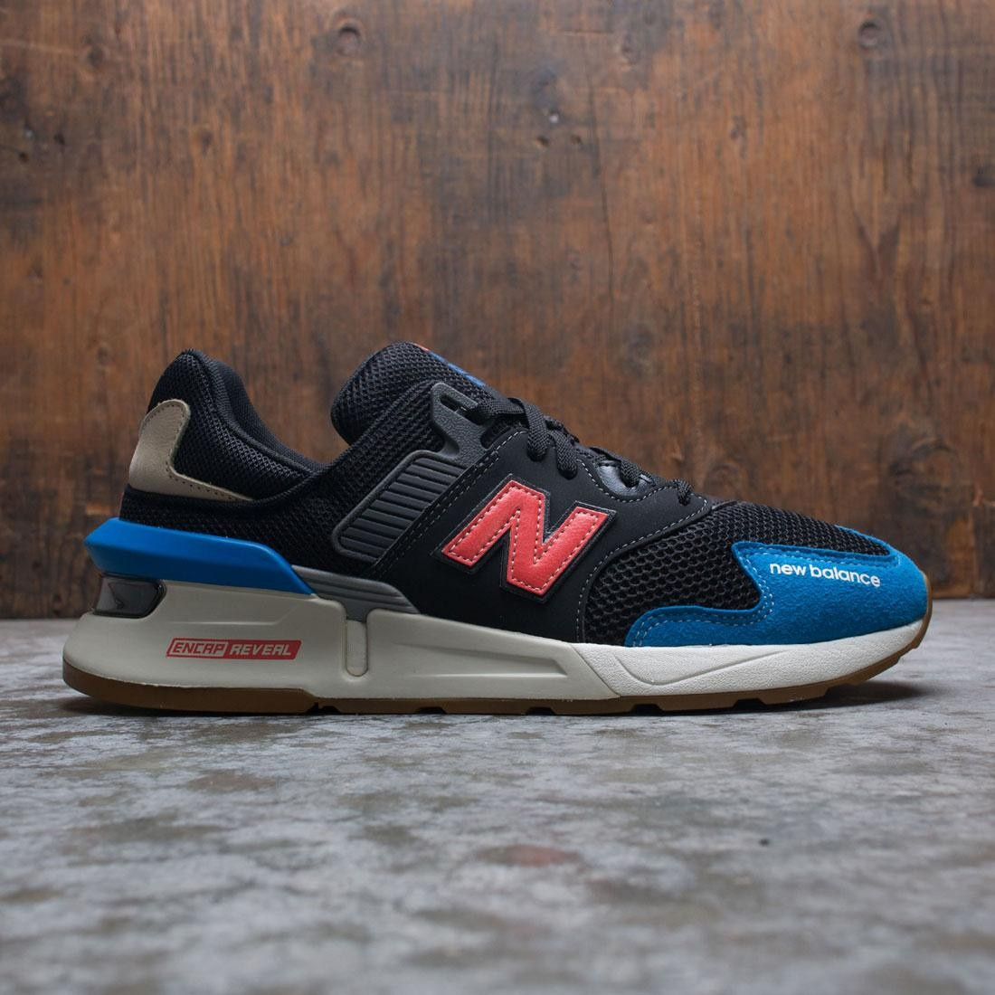 New Balance Men 997 MS997JHZ (black / blue)