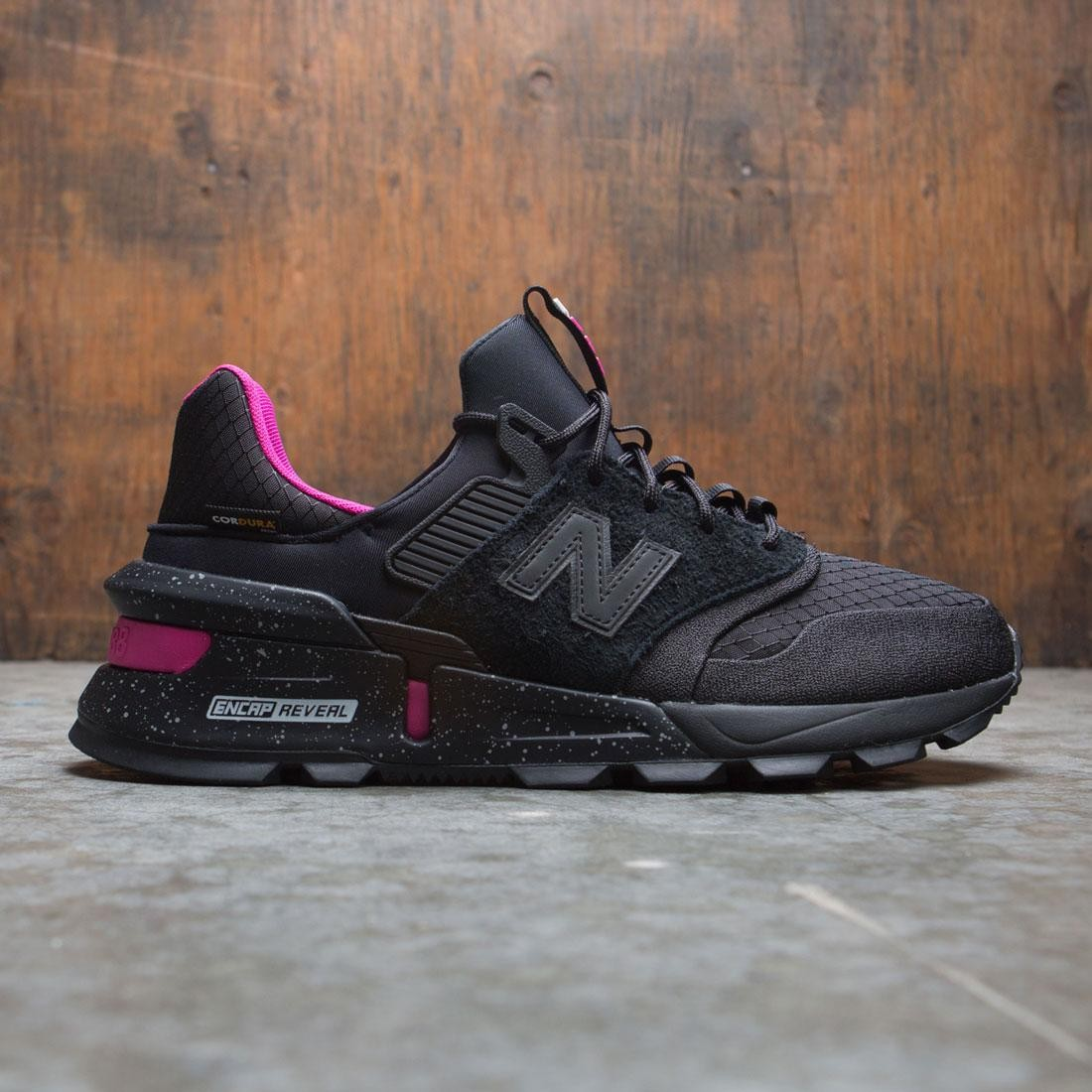 New Balance Men 997 Sport MS997SBP (black / pink)