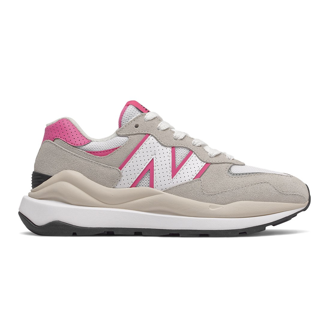 New Balance Women 57/40 W5740WT1 (pink / dry sage / bleached lime glo)