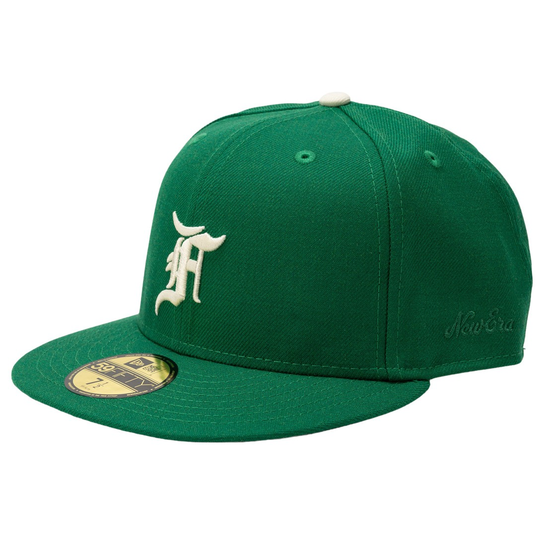 New Era x Fear Of God Essentials 59Fifty Fitted Cap (green)