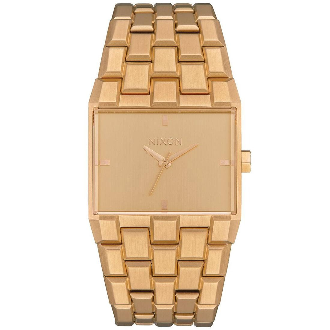 Nixon Ticket II Watch (gold / all gold)