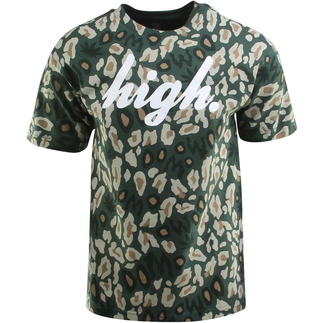 Odd Future High Camo Tee (camo / multi)