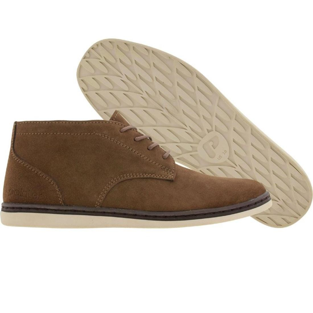 Pointer Malcolm II (taupe / cream / chocolate)
