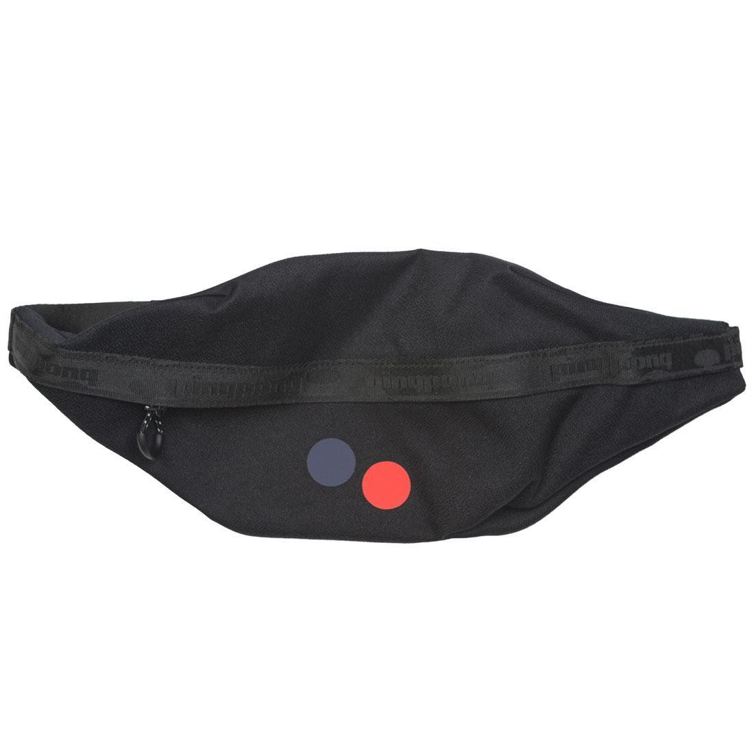 Pinqponq Brik Hip Bag (black)