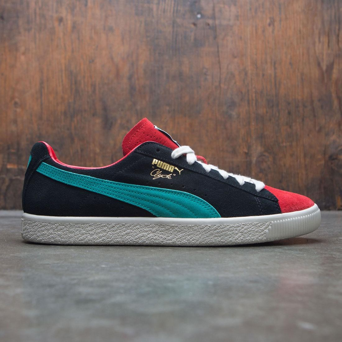 buy popular 00e36 9a314 Puma Men Clyde - From The Archive (red)