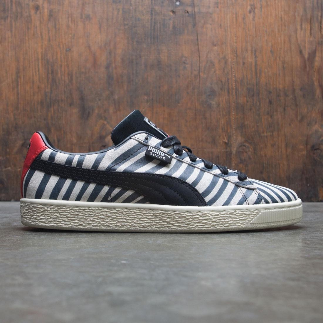 Puma x Paul Stanley KISS Men Suede Classic (black / red / white)