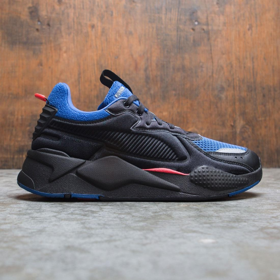 Puma Men RS-X Softcase (black / galaxy blue)
