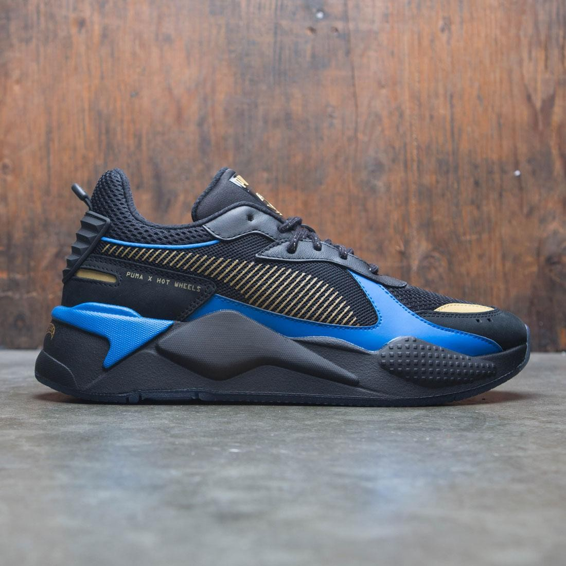 Puma x Hot Wheels Men RS-X - Bone Shaker (black / gold)