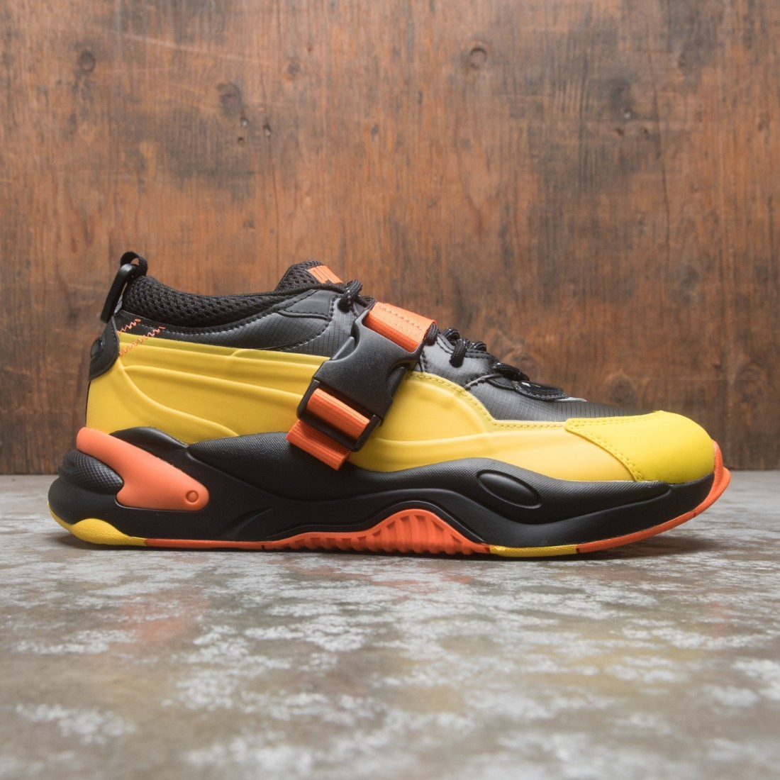 Puma x Central Saint Martins Men RS-2K (black / yellow / lemon)