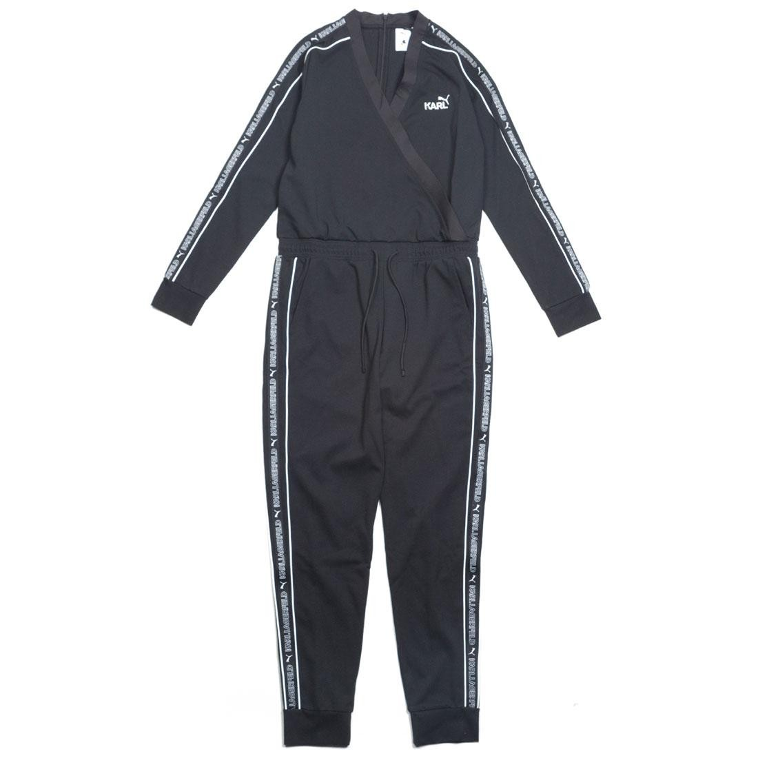 Puma x Karl Lagerfeld Women Karl Jumpsuit (black)
