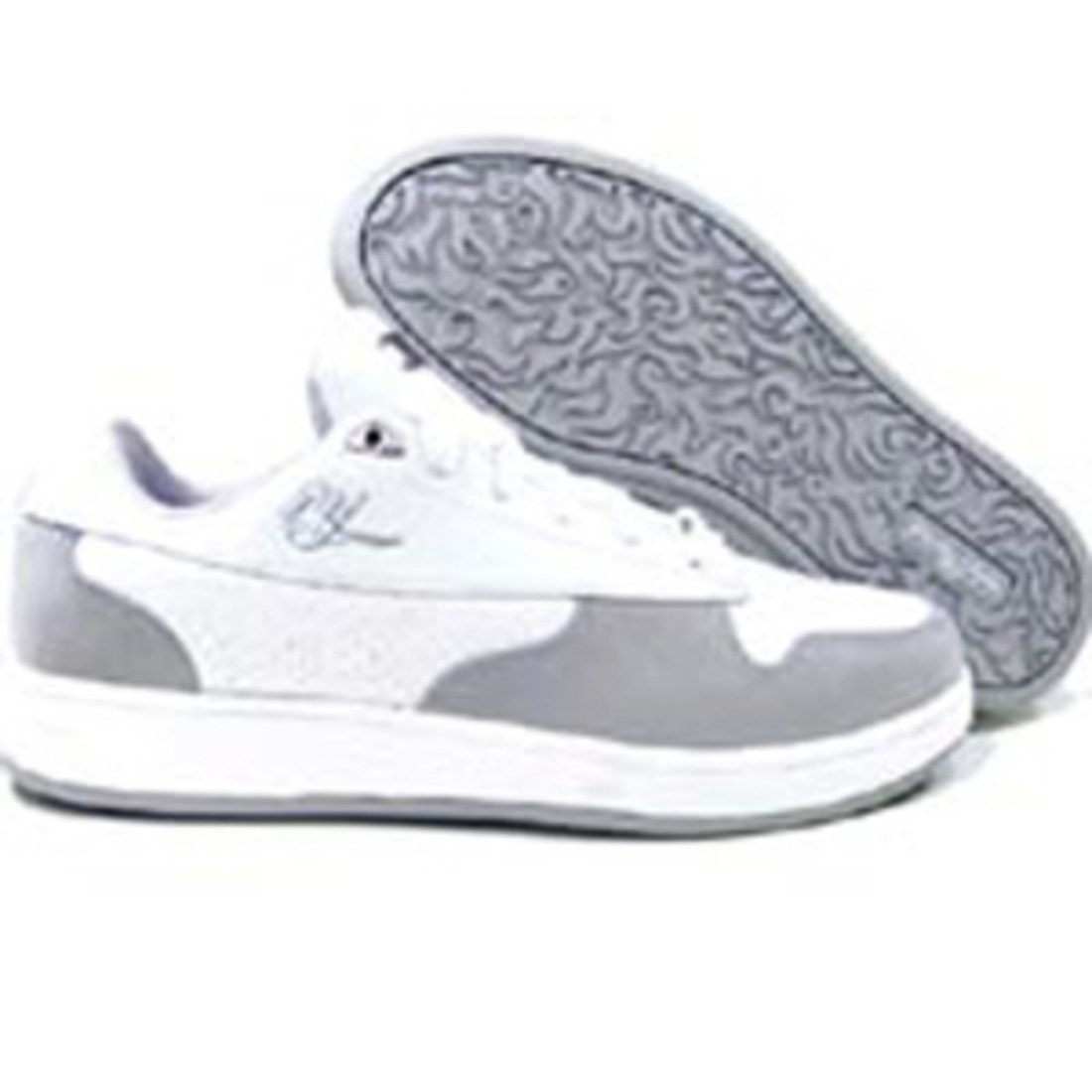 Reebok Big Kids Daddy Yankee (white / sheer grey)