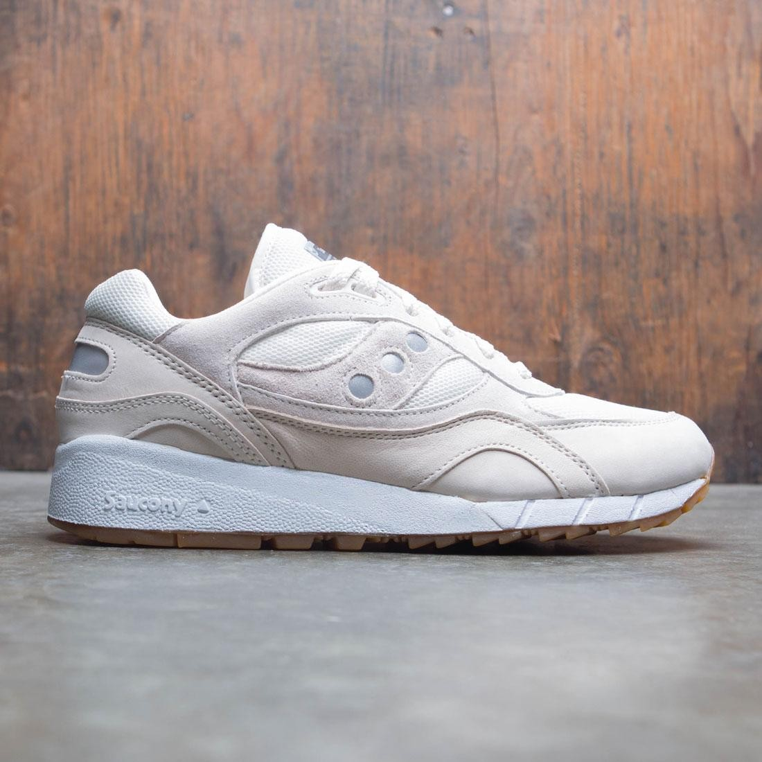 Saucony Men Shadow 6000 (tan / eggnog)