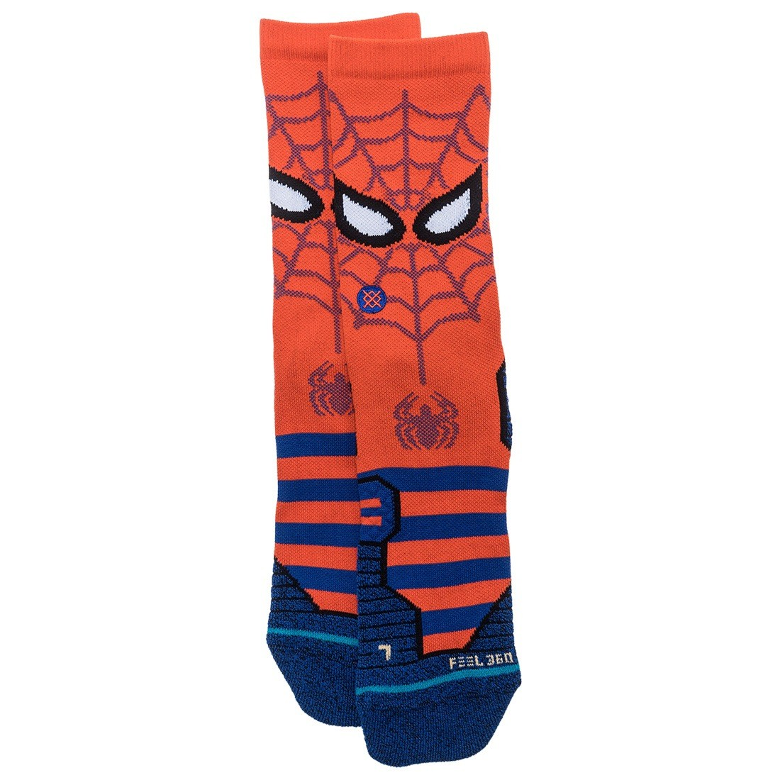 Stance x Marvel Spiderman Men Spidey Socks (red)