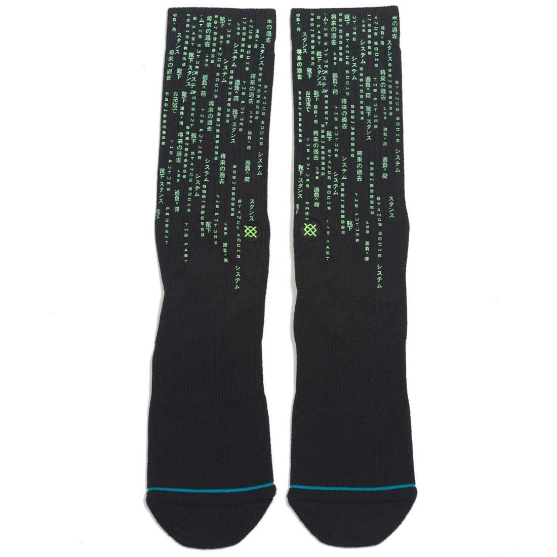 Stance Men Hacker Socks (black)