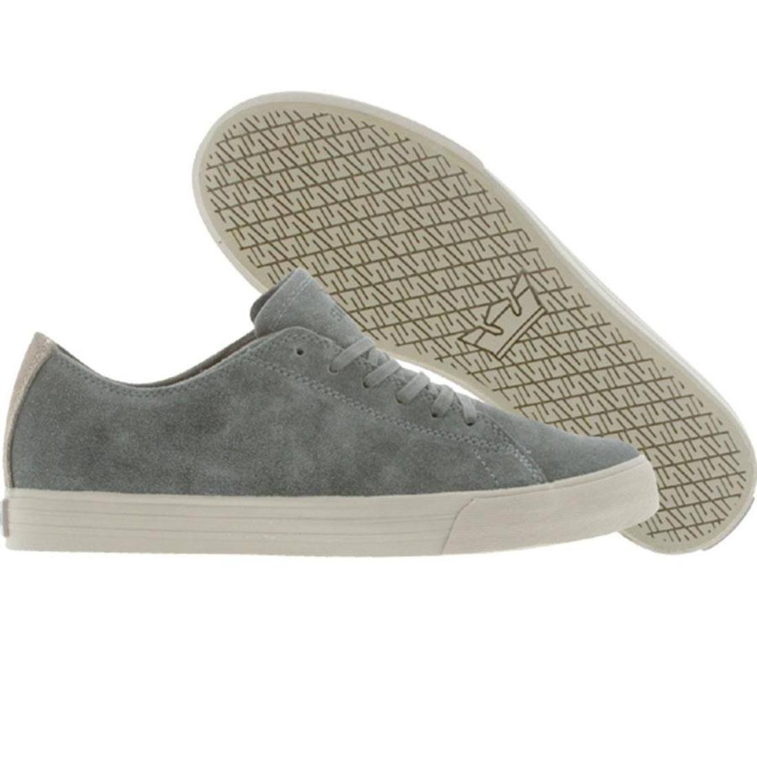 81f4f9a1839a Supra Thunder Low (grey   warm grey canvas)