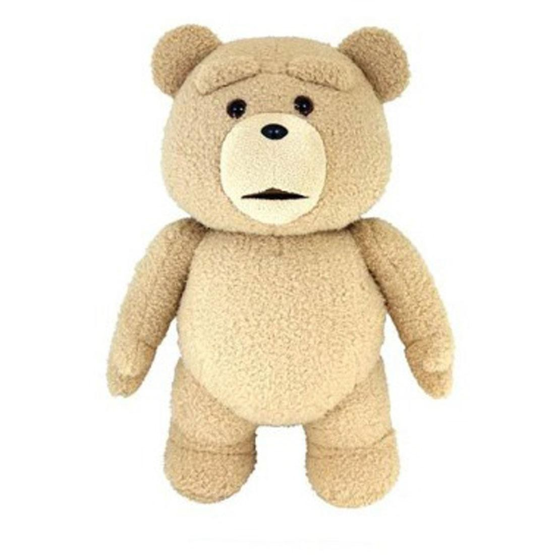 Ted 2 Ted w/ Sound - Explicit 24in Talking Plush (tan)