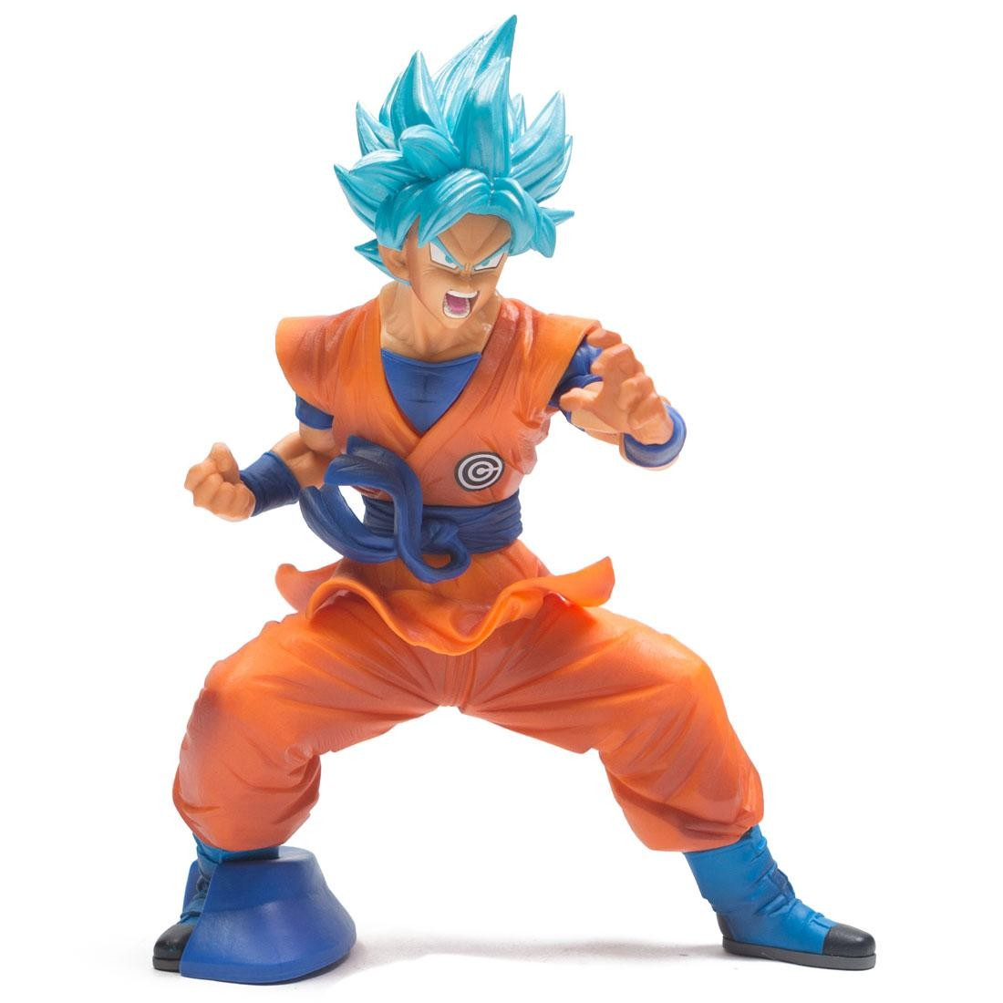 Banpresto Super Dragon Ball Heroes Transcendence Art Vol. 1 Super Saiyan Blue Goku Figure (blue)