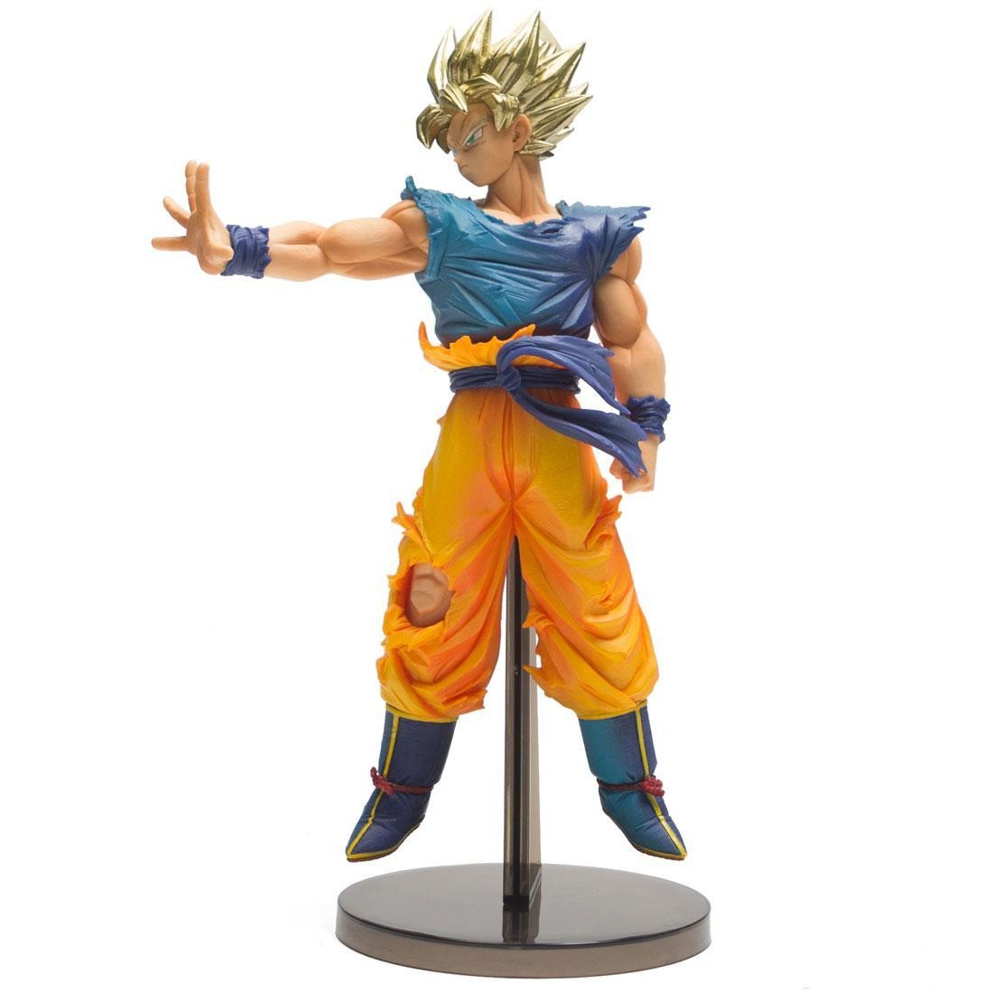 Banpresto Dragon Ball Z Blood Of Saiyans Super Saiyan Goku Special Ver Figure (blue)