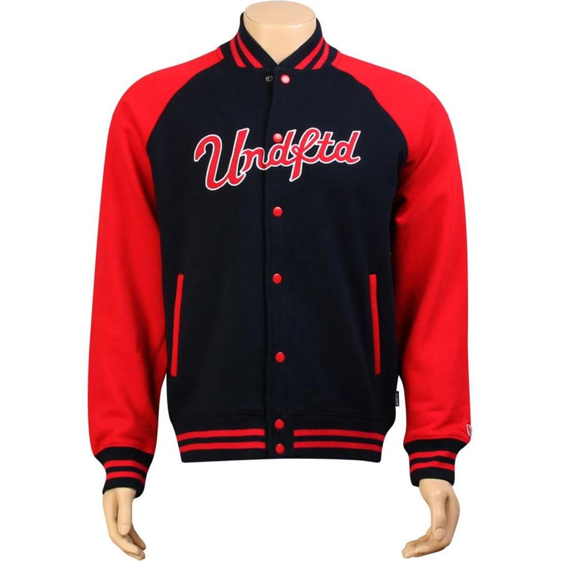 Image result for model jaket varsity raglan