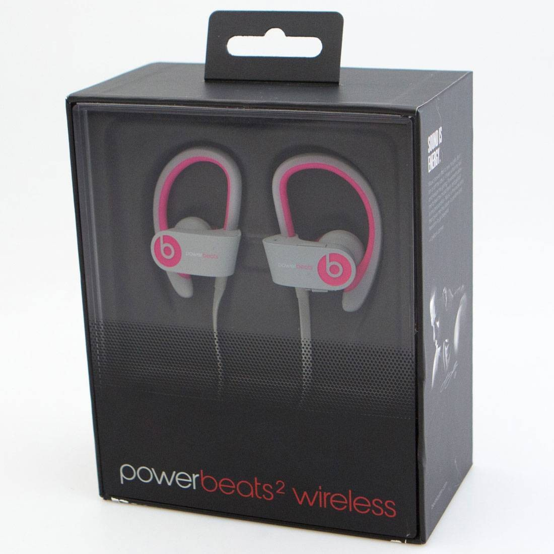 Beats By Dre Powerbeats 2 Wireless In-Ear Headphones (pink / gray)