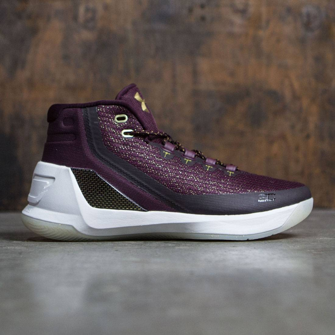 uk availability a578d de3f8 Under Armour Men Curry 3 - Three Kings (white / systematic)