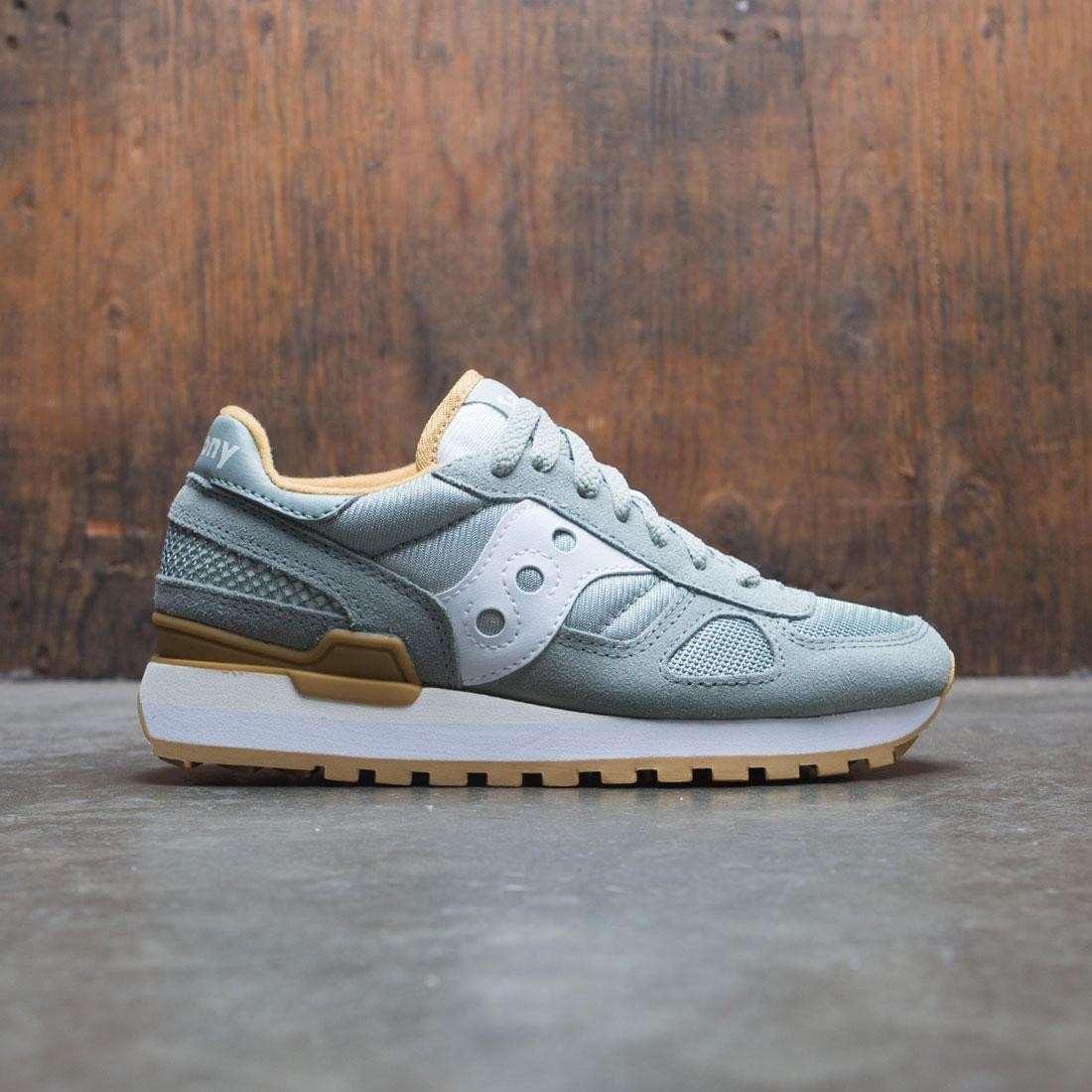 Saucony Women Shadow Original (green / white)