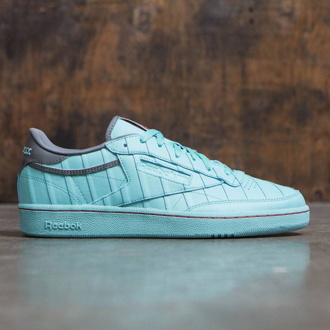 79c4ff03d Reebok x Solebox Men Club C 85 - Year Of The Court (teal / aqua ...
