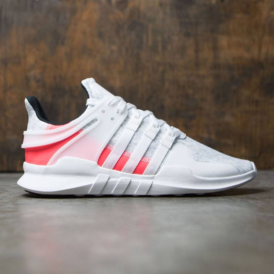 Adidas Men EQT Support ADV white crystal white tubo dc50e97bbc