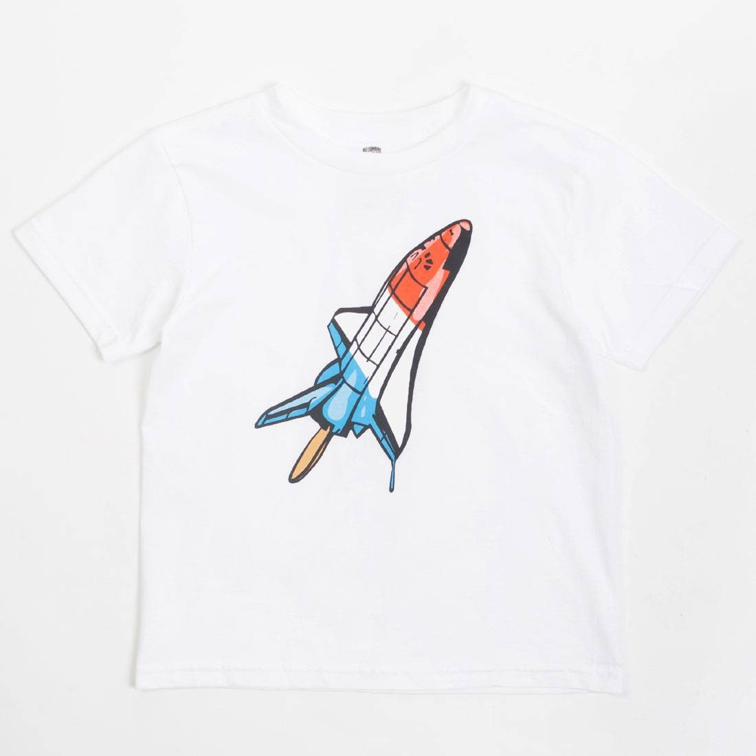 Billionaire Boys Club Youth Ice Shuttle Tee (white)
