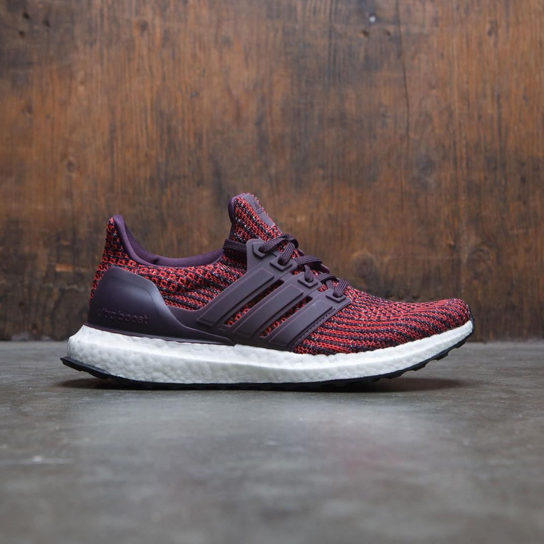 Adidas Big Kids UltraBOOST J (red / noble red / core black)