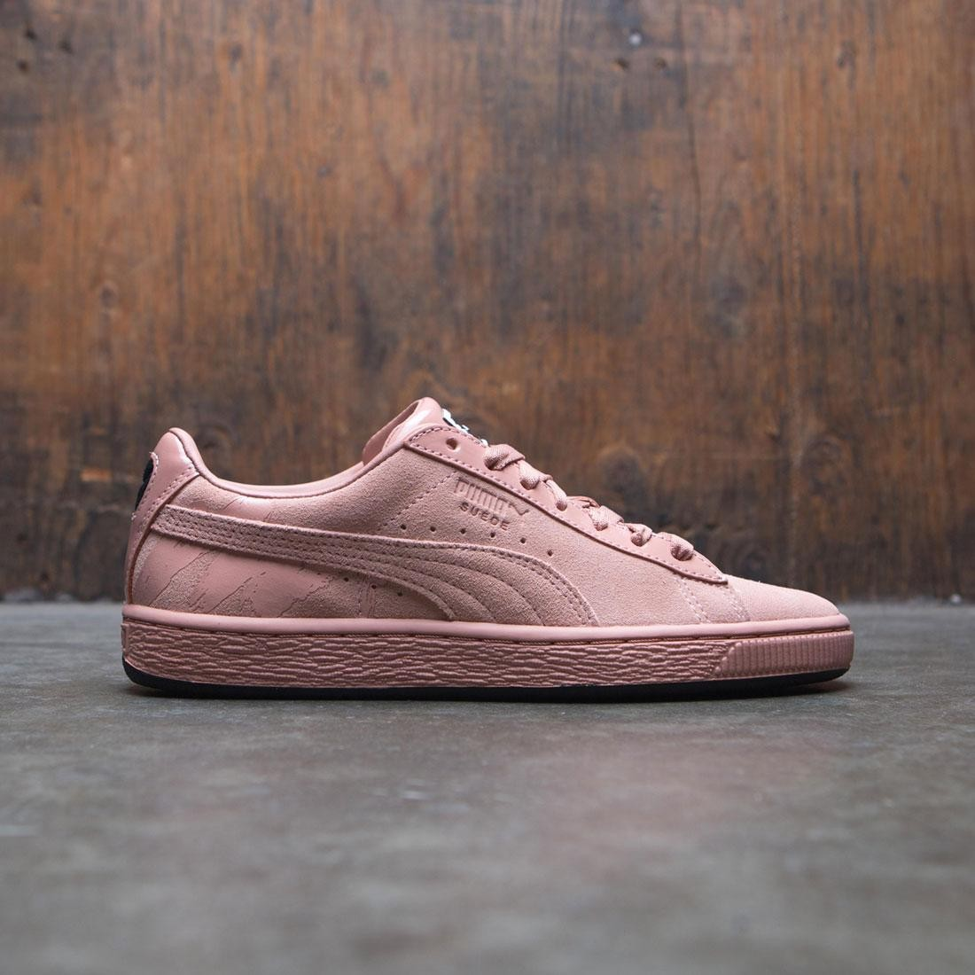 quite nice b4efd abcdc Puma x MAC Women Suede Classic - MAC ONE (pink / muted clay)