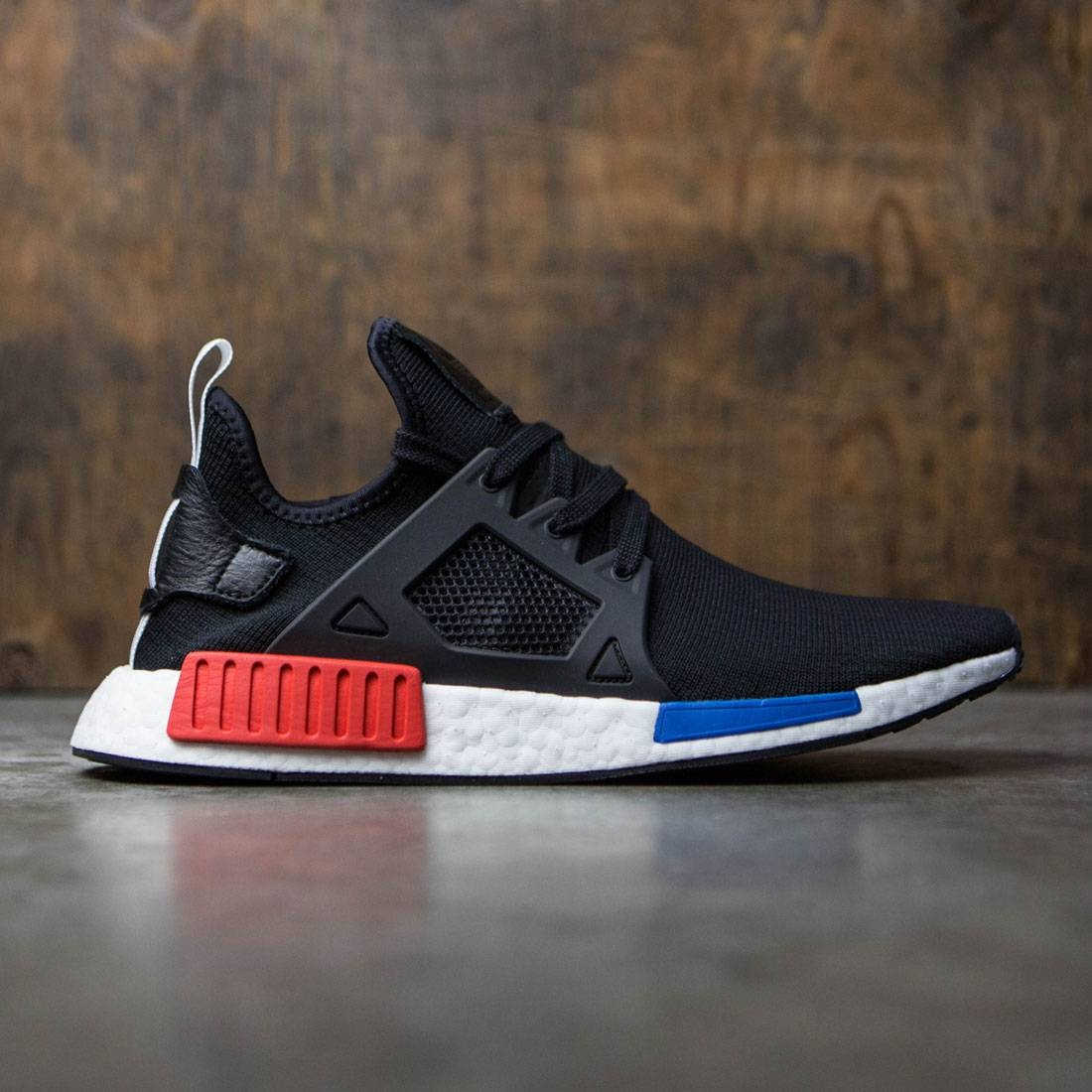 Adidas Men NMD XR1 Primeknit (black / core black / footwear white)