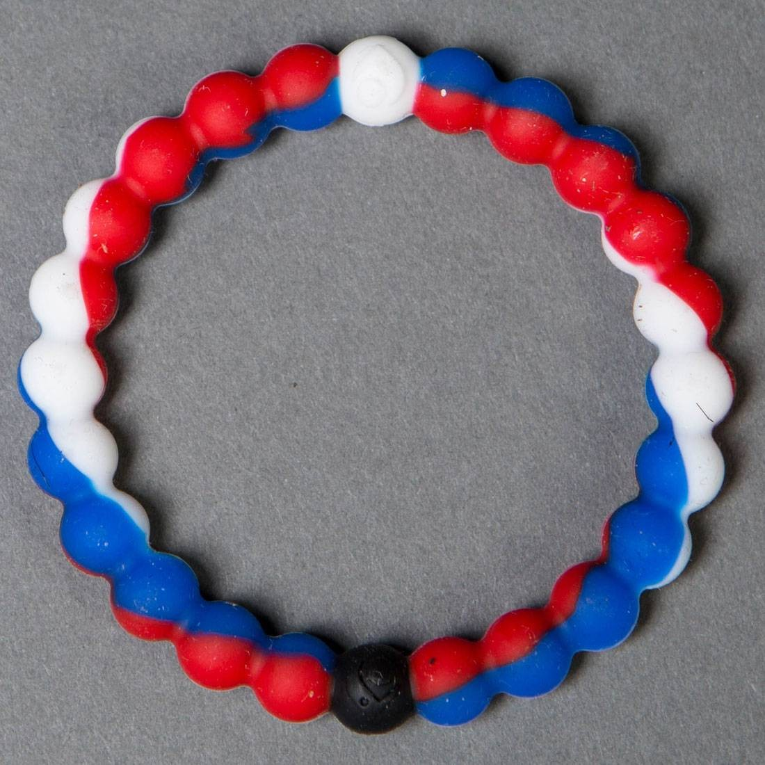 Lokai Bracelet World Usa Red White Blue