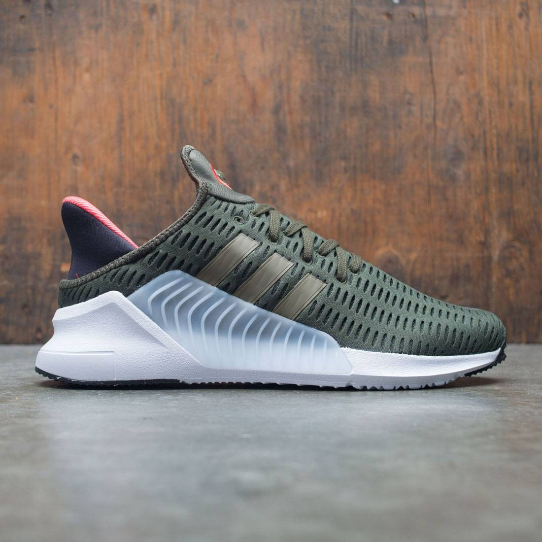 693938e12097 Adidas Men ClimaCool 02 17 green night cargo trace olive footwear white