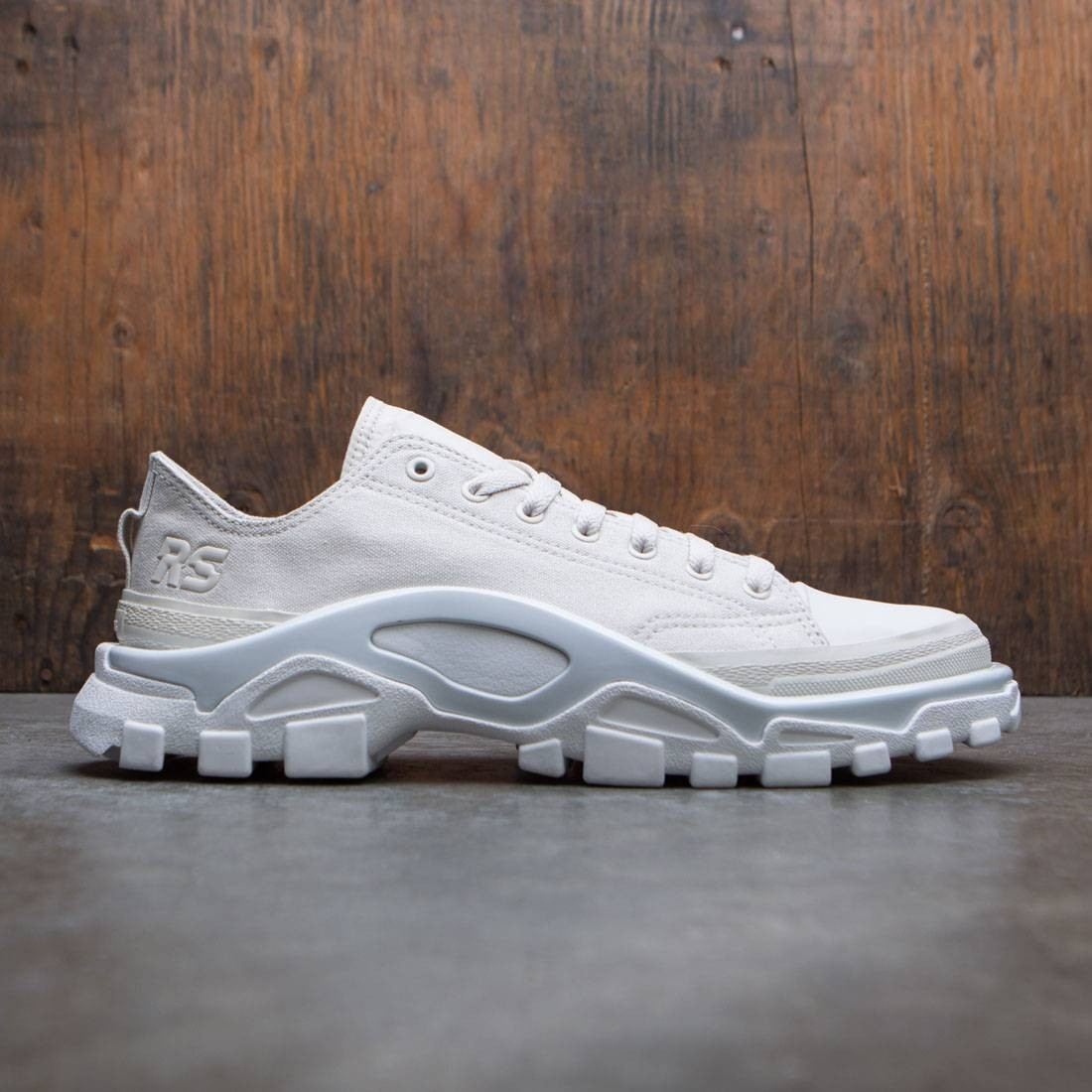 Adidas x Raf Simons Men New Runner (white / talcs / optic white)
