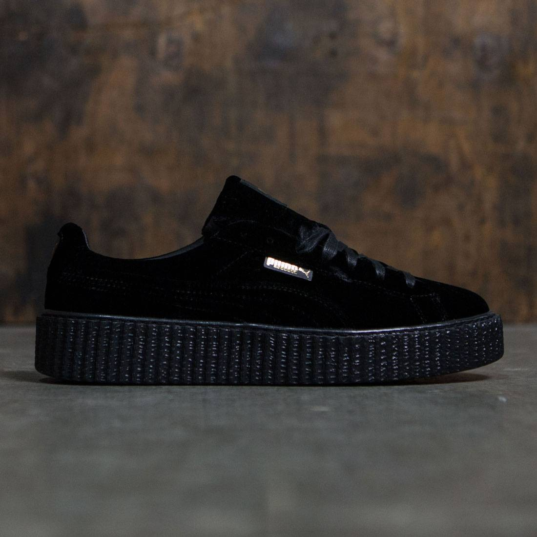 the best attitude c8db0 a7968 Puma x Fenty By Rihanna Men Creeper Velvet (black / velvet)