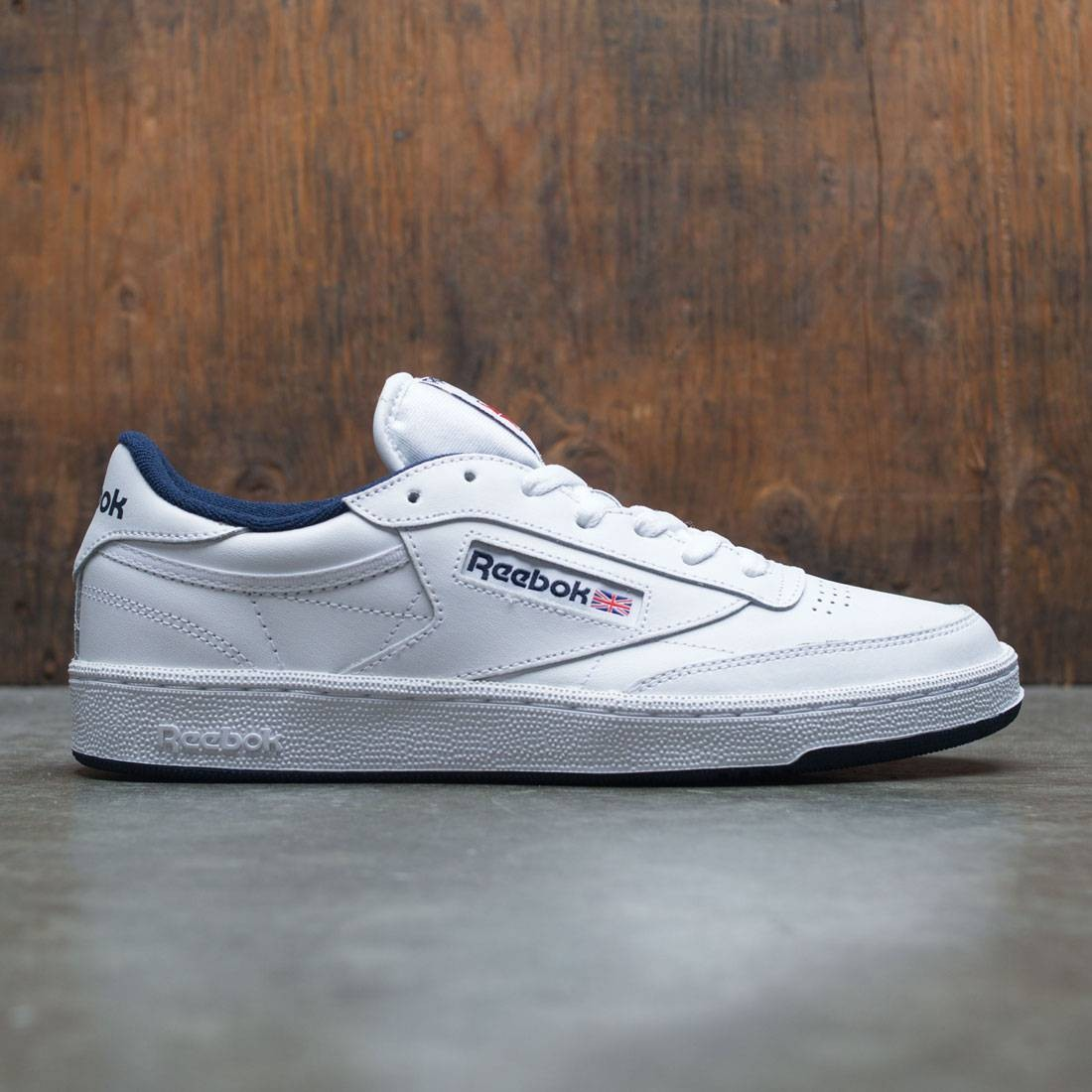 Reebok Men Club C 85 (white / navy)