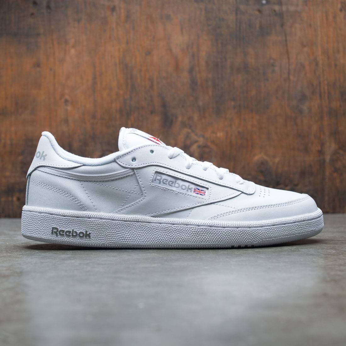 Reebok Men Club C 85 (white / sheer grey)