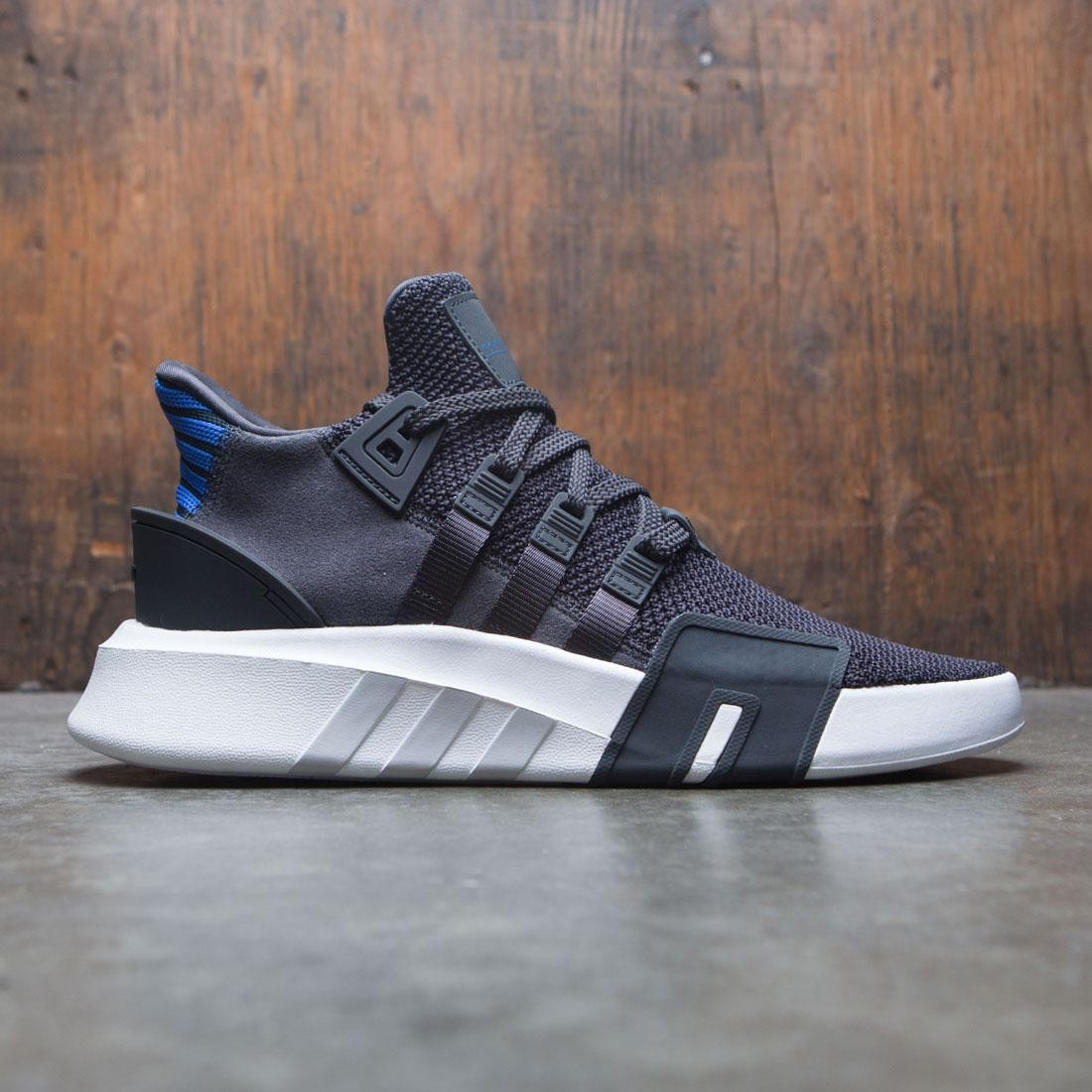 super popular 8babc a237b Adidas Men EQT Basketball ADV (black / carbon / collegiate royal)