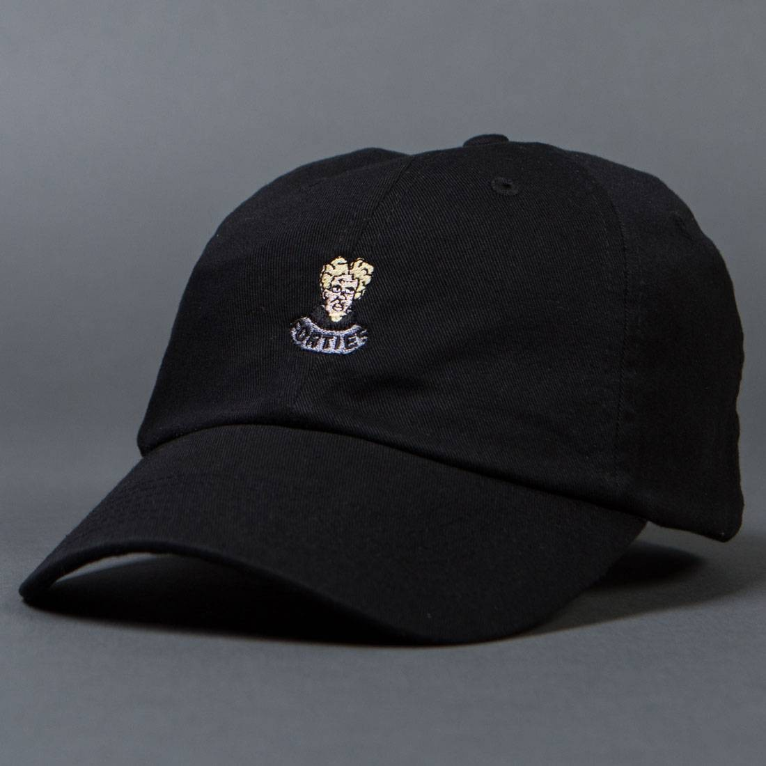 40s and Shorties High Fashion Deconstructed Hat (black)