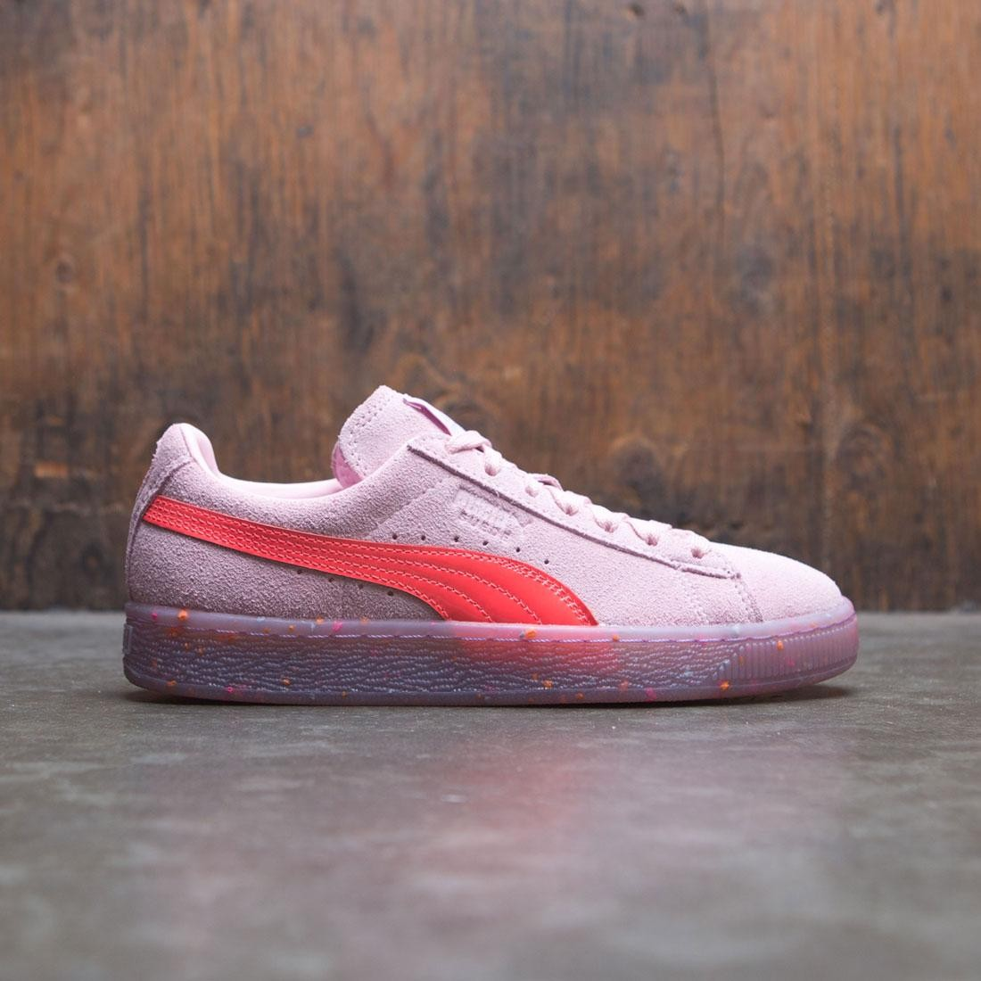 new style 334be 360d9 Puma x Sophia Webster Women Suede (red / coral)