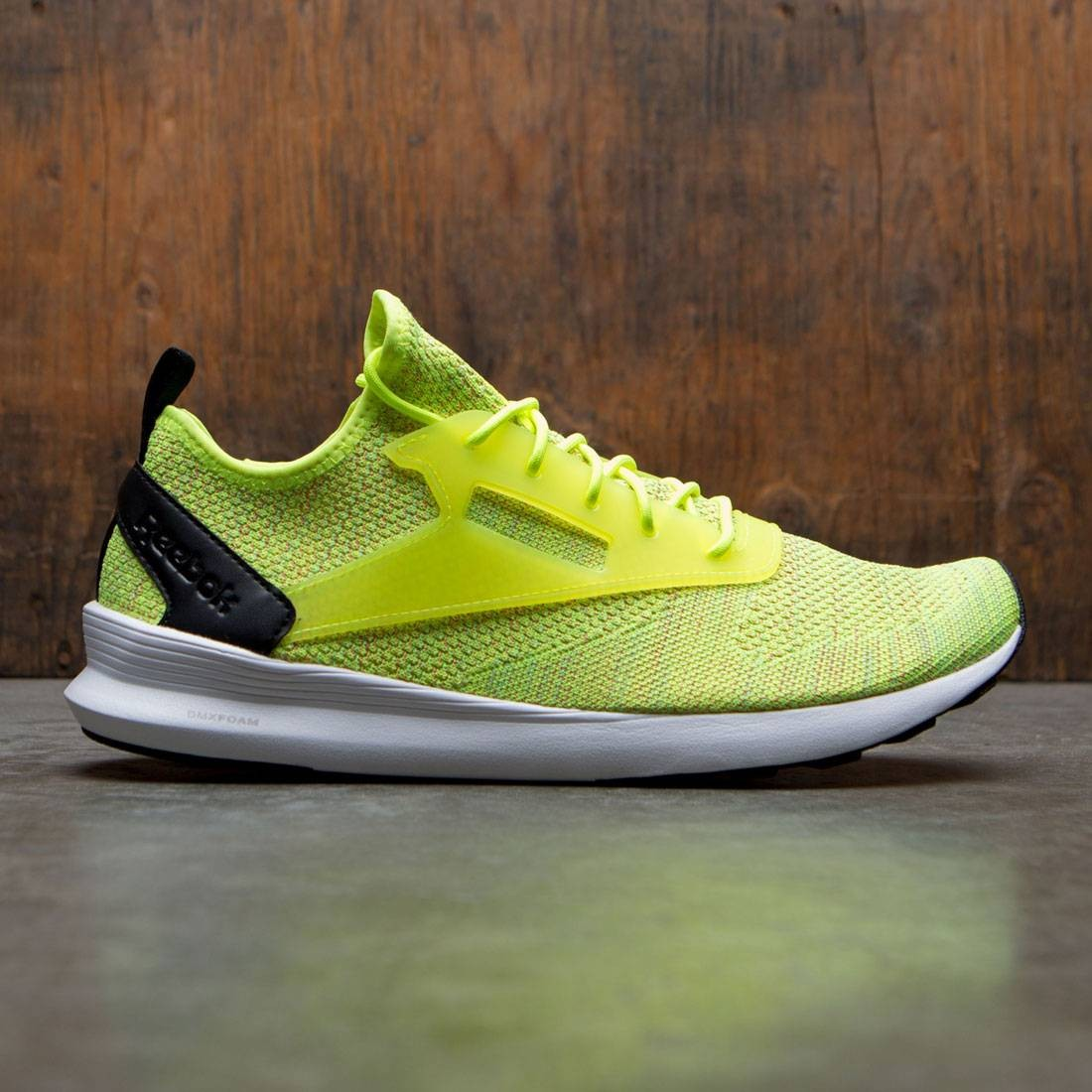 Reebok Men Zoku Runner ISM (yellow / solar yellow / neon blue / solar pink / black)
