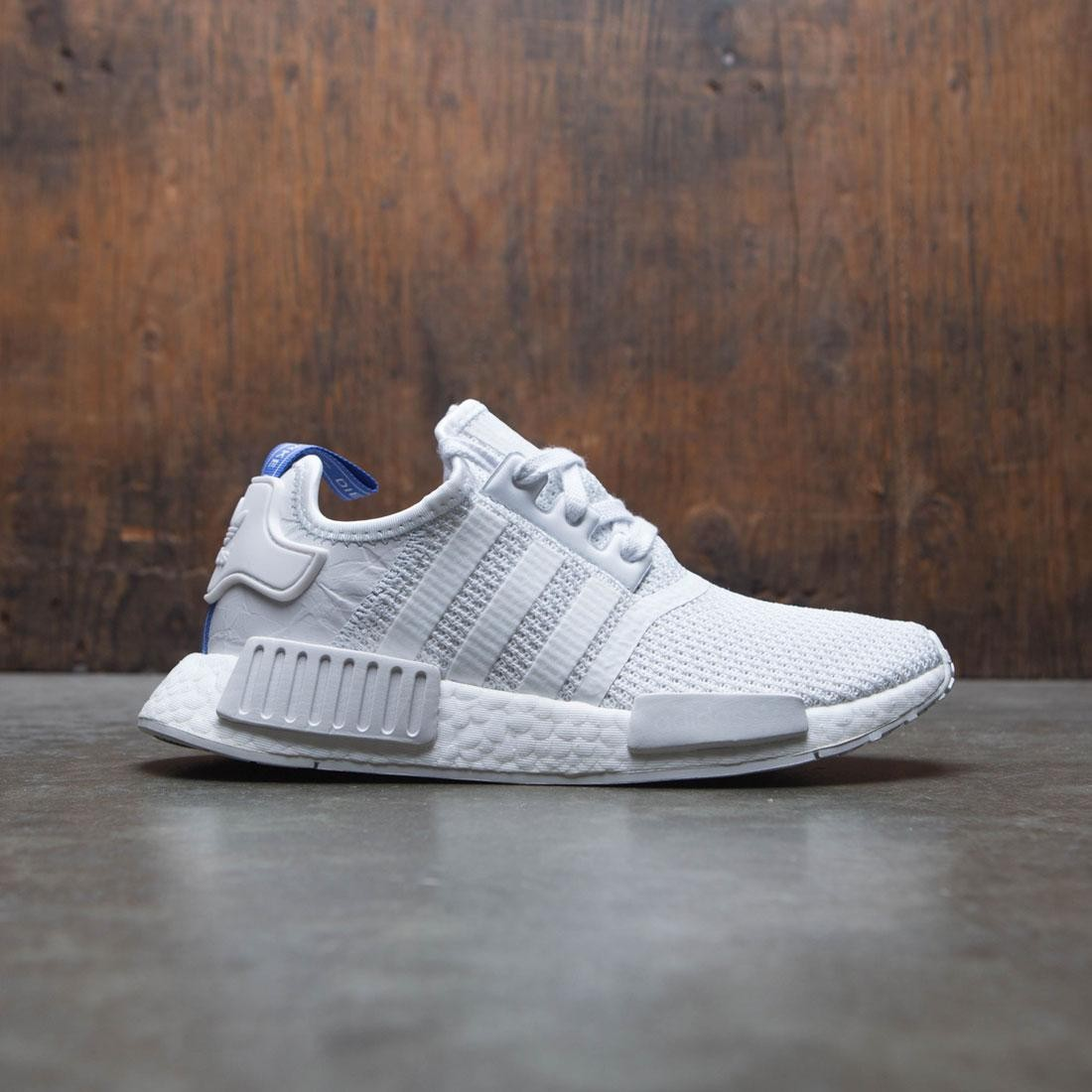Adidas Women NMD R1 W (white / crystal white / real lilac)