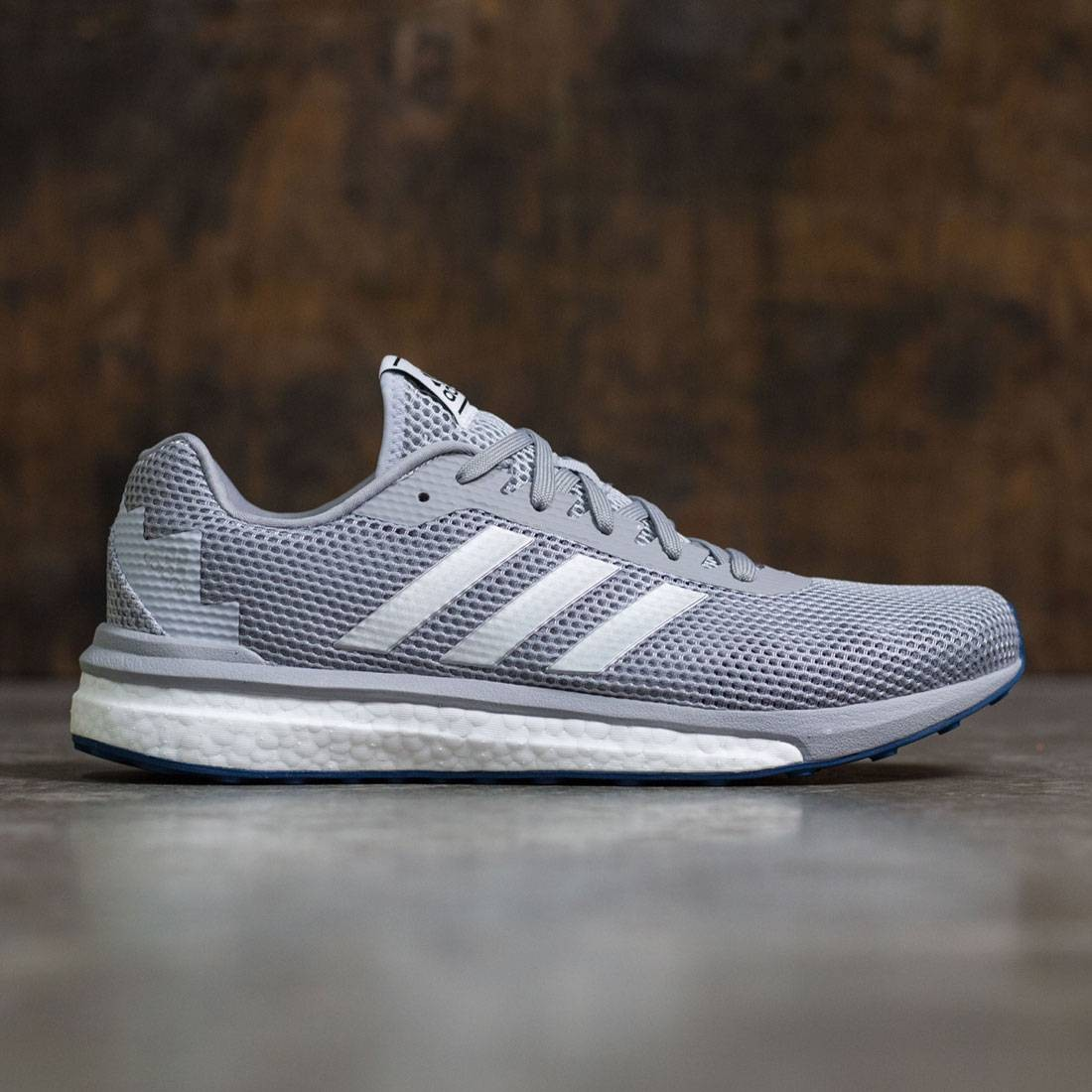 Adidas Men Vengeful (gray / mid grey / silver metallic / clear grey)