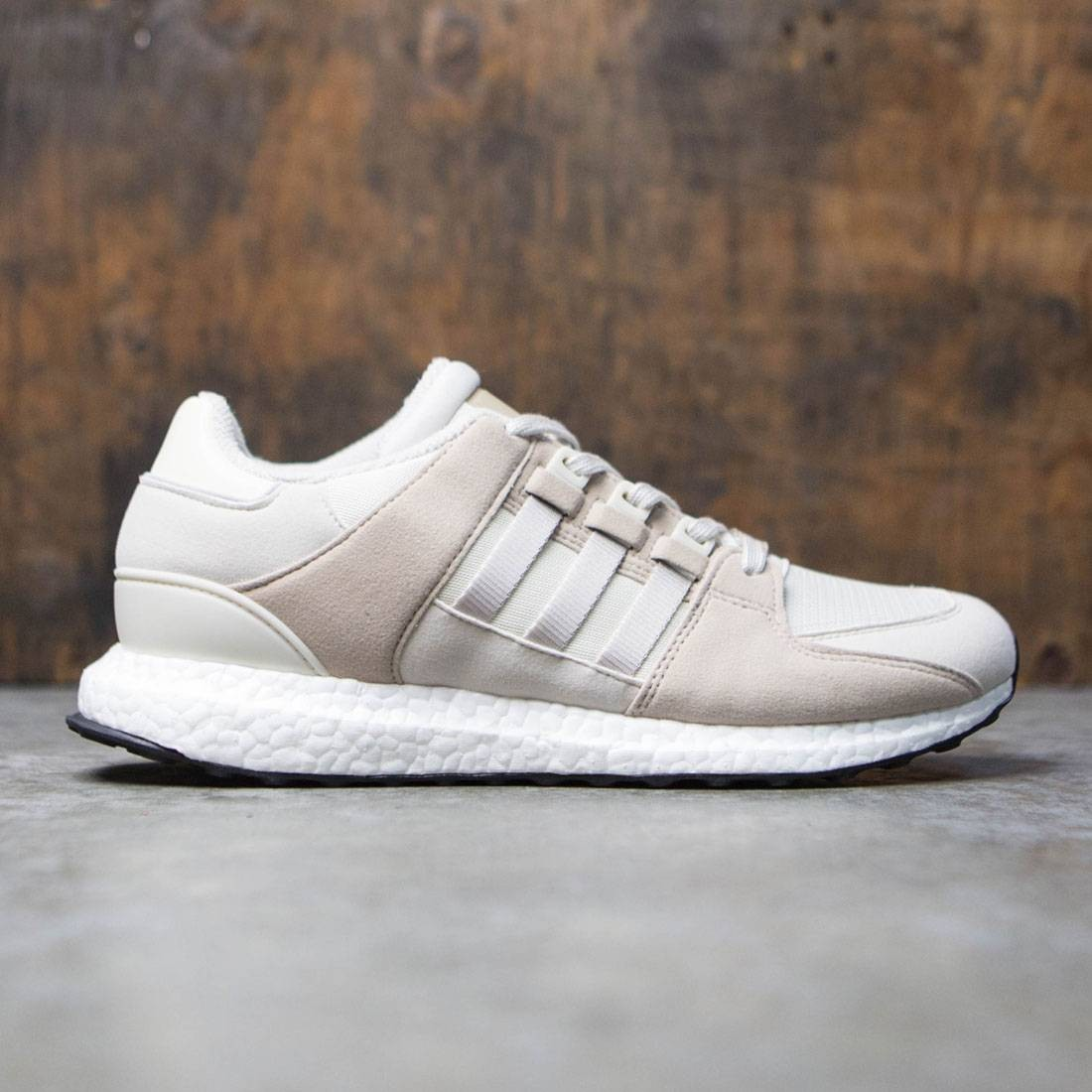Adidas Men EQT SUPPORT ULTRA (white / cream white / talc / clear brown)