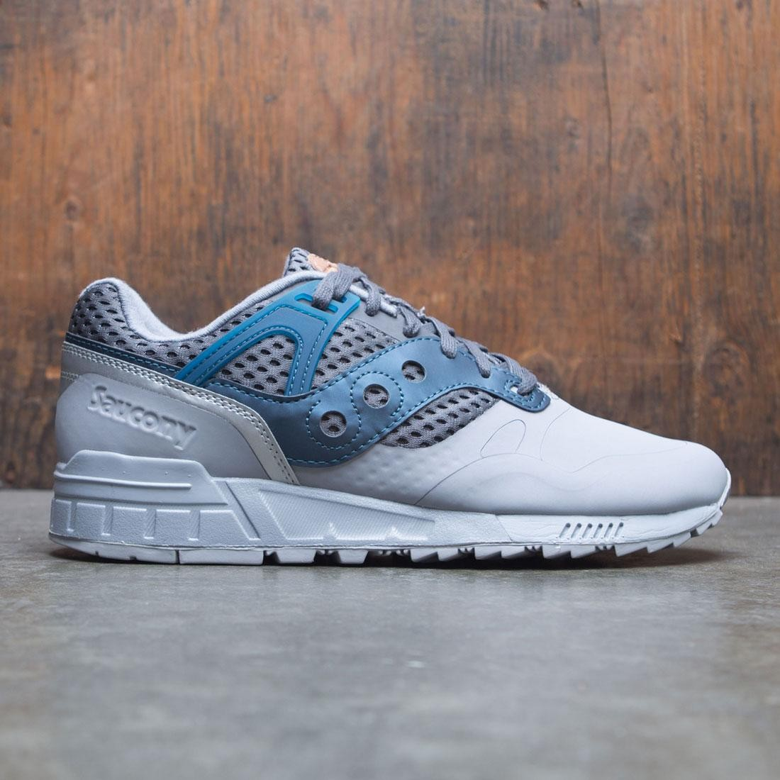 Saucony Men Grid SD HT (gray / blue)