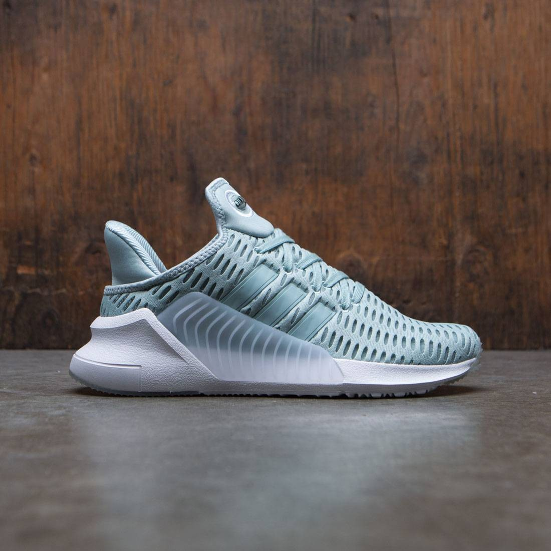 Adidas Women Climacool 02/17 W (green / tactile green / footwear white)