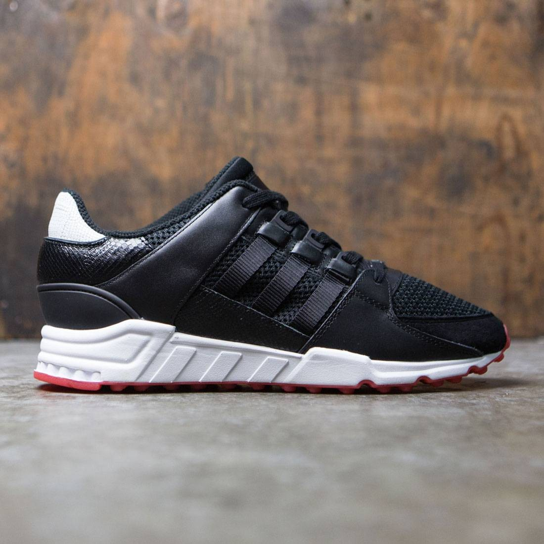 Eqt Black Core Turbo Red Support Adidas Rfblack Men BedoCxr