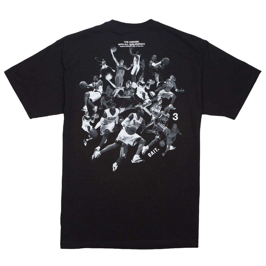 BAIT x Allen Iverson Men 2016 Hall Of Fame Tee (black)
