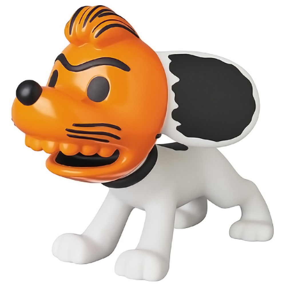 PREORDER - Medicom VCD 50's Snoopy Orange Mask Figure (orange)